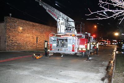 MIDLOTHIAN IL, 2-11 ALARM FIRE 1/29/2008