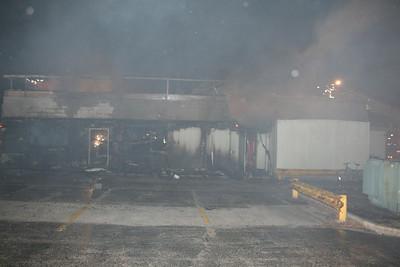 DOLTON IL, 3-11 ALARM FIRE 3/19/2009