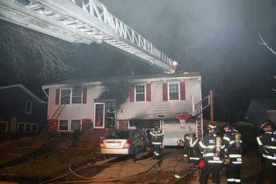2012 FIRE SCENES