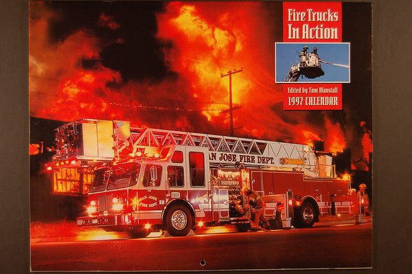 1997 Fire Trucks in Action