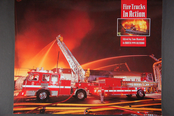 1999 Fire Trucks in Action