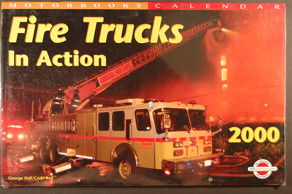 2000 Fire Trucks in Action