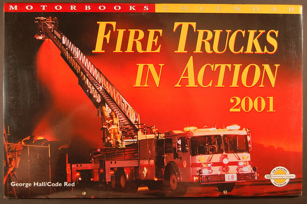 2001 Fire Trucks in Action