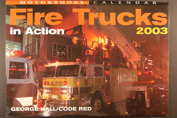 2003 Fire Trucks in Action