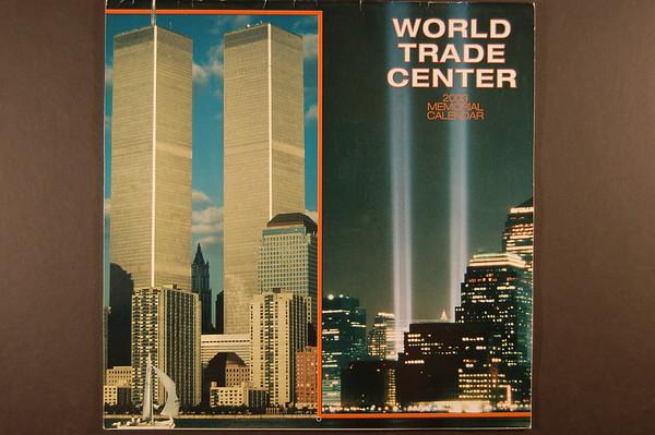 2003 World Trade Center Memorial