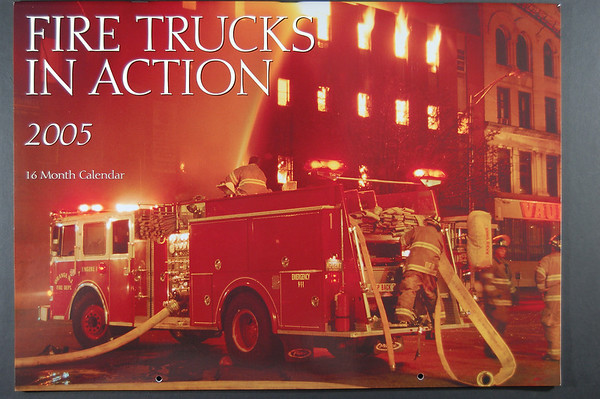 2005 Fire Trucks in Action