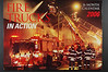 "2006 Fire Trucks in Action : A large 12"" X 17"" wall calendar featuring 14 large and 12 small action shots from across the U.S. and beyond. Price is $5.00 plus postage. To order, email peterscamera@optonline.net and request an order form. One will be sent right away."