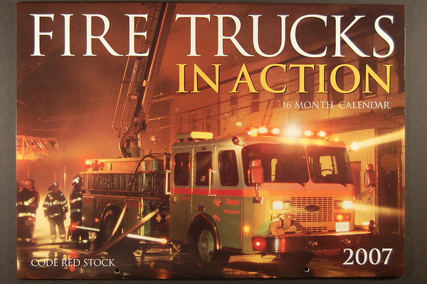 2007 Fire Trucks in Action