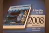 "2008 Fire Engineering : A 8 1/2"" X 11' wall calendar with 12 action photos that have a ""steel blue"" shading. The calendar also includes a listing of significant dates in fire history. Price is no charge, just postage. To order, email peterscamera@optonline.net and request an order form. One will be sent right away."