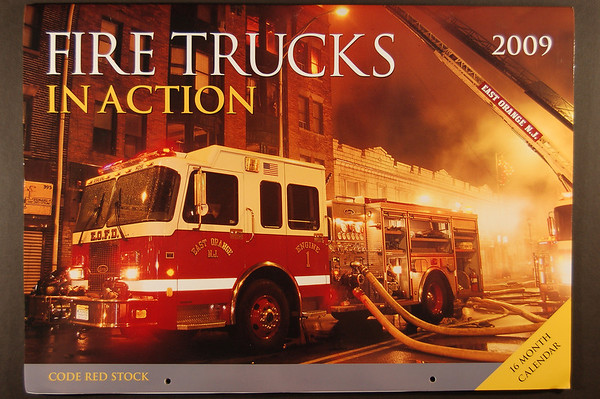 2009 Fire Trucks in Action