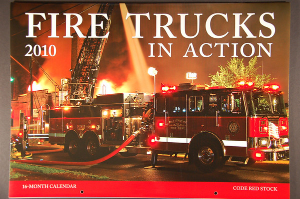 2010 Fire Trucks in Action