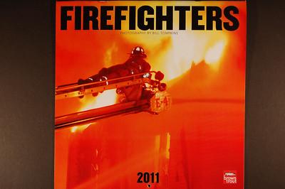 Firefighters Calendar 2011 - 1