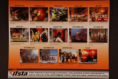 2011 IFSTA Calendar - 2