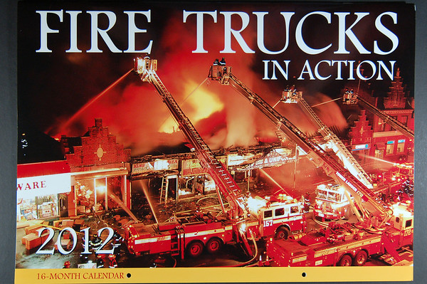2012 Fire Trucks in Action
