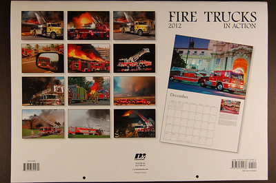 Fire Trucks in Action 2012 - 2