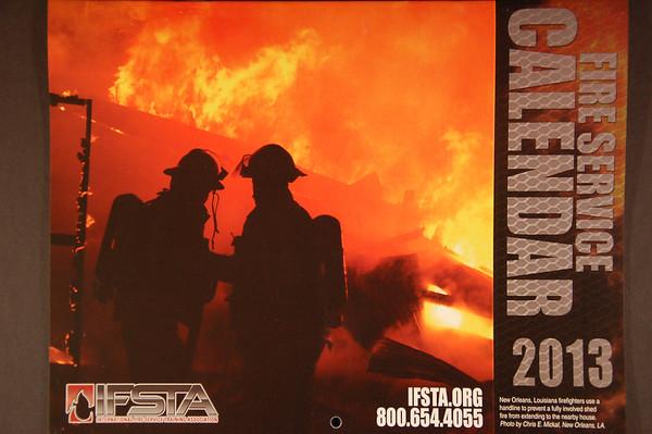 2013 IFSTA Fire Service Calendar