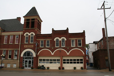 FORMER PONTIAC IL FIRE STATION (NOW ROUTE 66 MUSEUM)