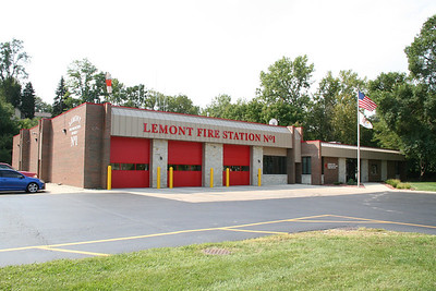 LEMONT IL FPD, STATION