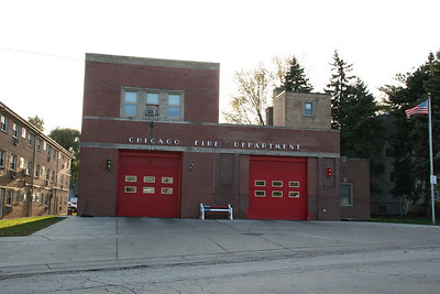 CHICAGO IL, ENGINE CO. 119