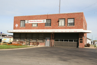 SPRINGFIELD IL, FIRE MUSEUM