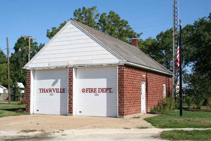 THAWVILLE IL (former station)