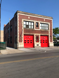 Chicago IL, Engine Co. 45 & Truck Co. 15