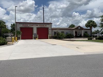 Orange County FL, Station 55