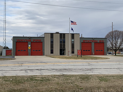 Wayne TWP Indiana, station 83