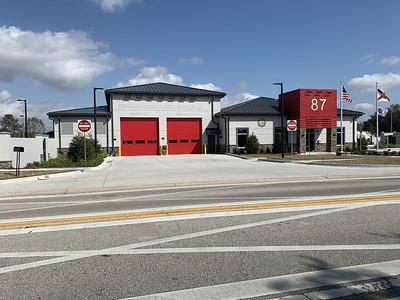 Orange County FL, Station 87