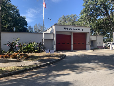 Orlando FL, Firehouse 3