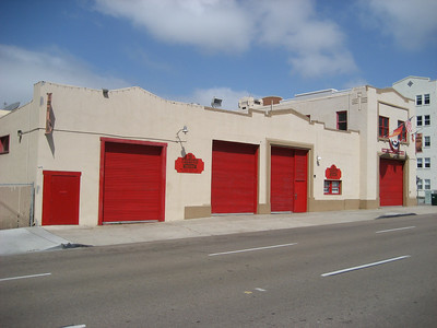 SAN DIEGO FIRE MUSEUM