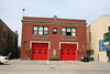 Engine Co. 8, Truck Co. 4, Battalion 2: 212 W.Cermack (photo taken 5/4/2009)<br /> Built: 1936