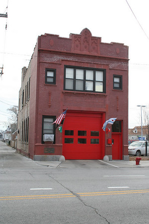 CHICAGO FIREHOUSES