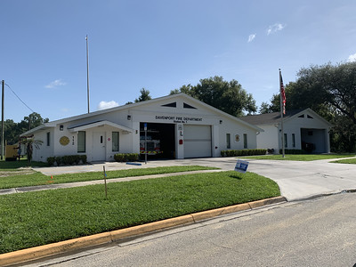 Davenport, Station 1 & Polk County Station 41