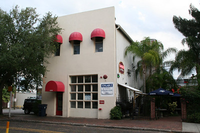 FLORIDA: FORMER TAMPA FIRE STATIONS
