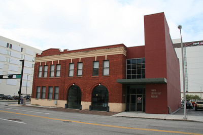 TAMPA FIRE MUSEUM, FORMER STATION 1