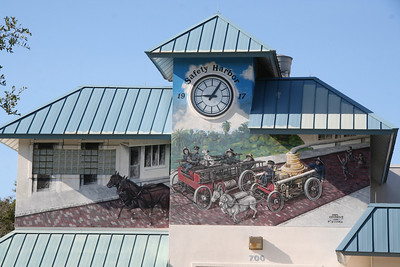 SAFETY HARBOR STATION 52 MURAL