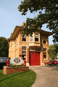 ELGIN STATION 5 (NOW THE FIRE BARN MUSEUM)