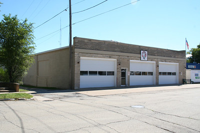 WILMINGTON'S 2ND FIREHOUSE