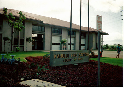 MAUI HAWAII STATION 10