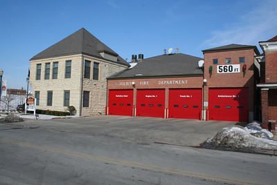 Joliet station #1 (2/1/2009)