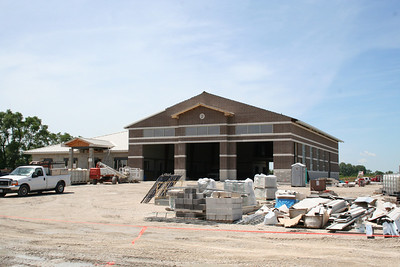 COAL CITY FPD STATION 2, UNDER CONSTRUCTION (photo taken June 2010)