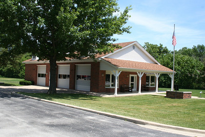 FRANKFORT FPD FORMER STATION 1 NOW MUSEUM (photo taken 7/16/2009)