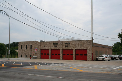 NORTH PALOS STATION 3 (former Worth FD) (photo taken 6/21/2009)