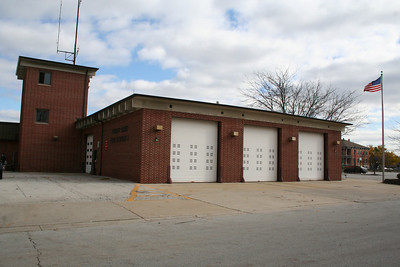 TINLEY PARK STATION 1 (photo taken 10/31/2009)