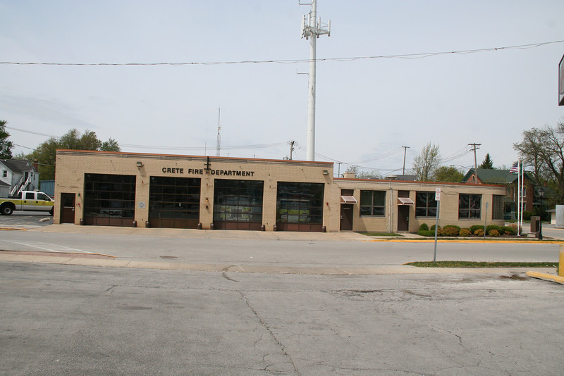 CRETE FPD STATION 1