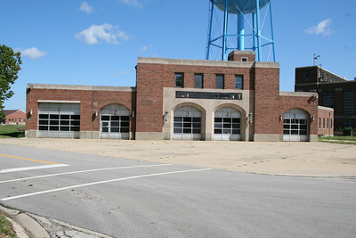 CHANUTE AFD (former station) RANTOUL