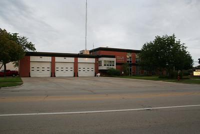 SKOKIE STATION 16 (photo taken 7/8/2009)