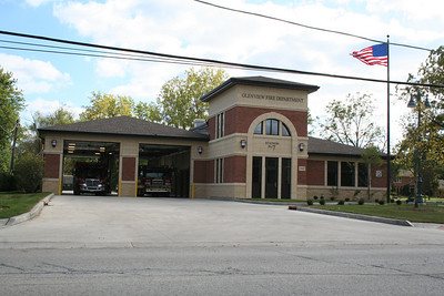 GLENVIEW STATION 7 (photo taken 9/16/2009)
