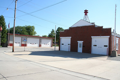 GILMAN FPD, (new and old stations)